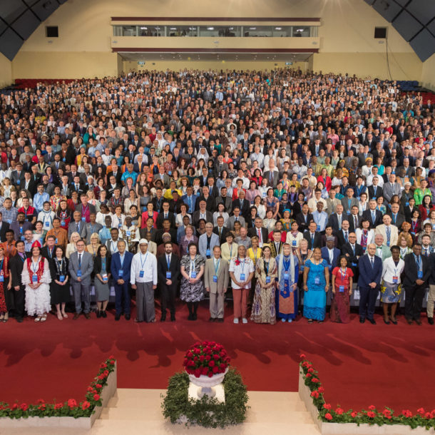 Twelfth International Baha'i Convention