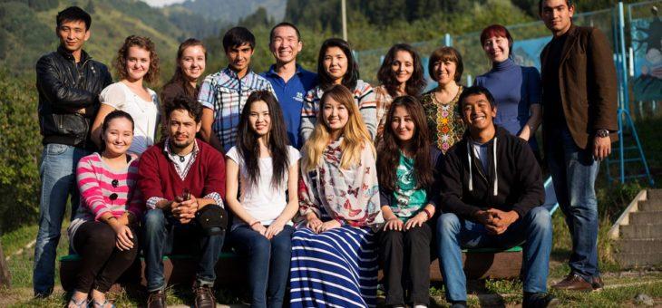 Студенты университетов вдохновляются и начинают действовать