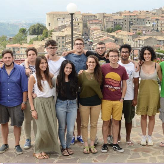 Студенческие семинары в Италии начались в 2016 году.