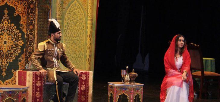 Әзірбайжанда әйелдердің эмансипациясы құрметіне спектакль қойылды