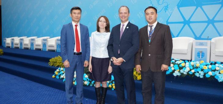 Выступление от имени Сообщества Бахаи на 6-ом Съезде лидеров мировых и традиционных религий (c субтитрами на русском языке)