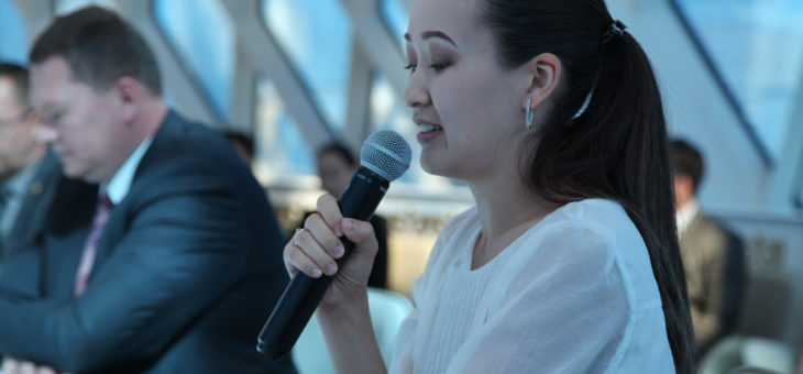 Заседание Собрания представителей религиозных объединений Казахстана