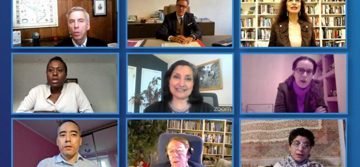 «Достойная система управления»: Заявление Международного Сообщества Бахаи к 75-летию ООН