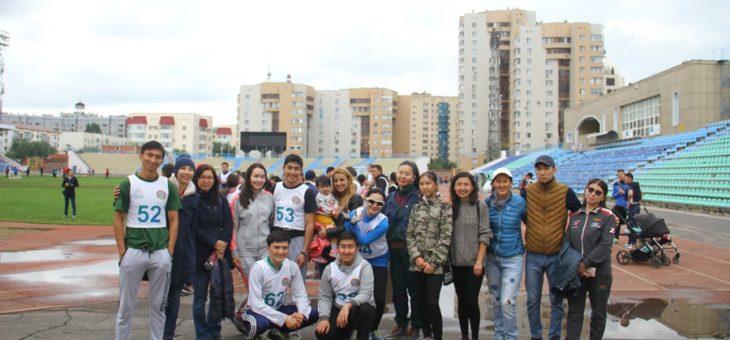 Представители религиозных объединений приняли участие в спартакиаде